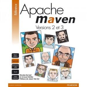 apache maven cover